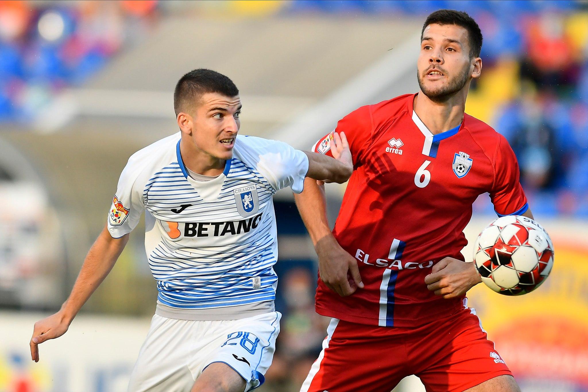 Ce se întâmplă cu Andrei Chindriș după gafele din meciul cu Universitatea Craiova?