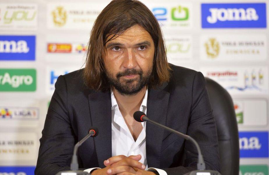 """Dan Alexa, supărat după înfrângerea cu FC Argeș: """"Nu vreau să acuz, dar..."""""""