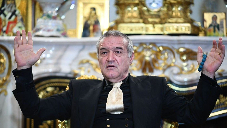 "Gigi Becali surprinde din nou: ""Nu-i mare lucru victoria, bucuria reprezintă aia 300-400.000 euro!"""