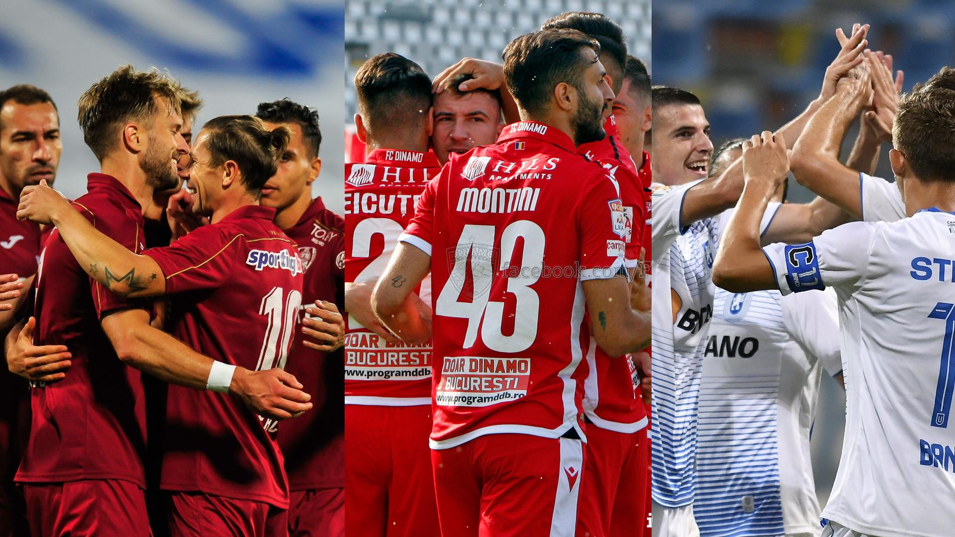 Cluburile au votat la cererea LPF: Ce se întâmplă cu Dinamo și cine ar urma să fie campioană?