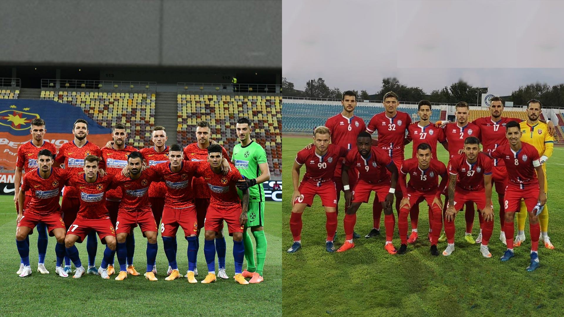 FCSB și FC Botoșani și-au aflat adversarele din turul 2 preliminar al UEFA Europa League!