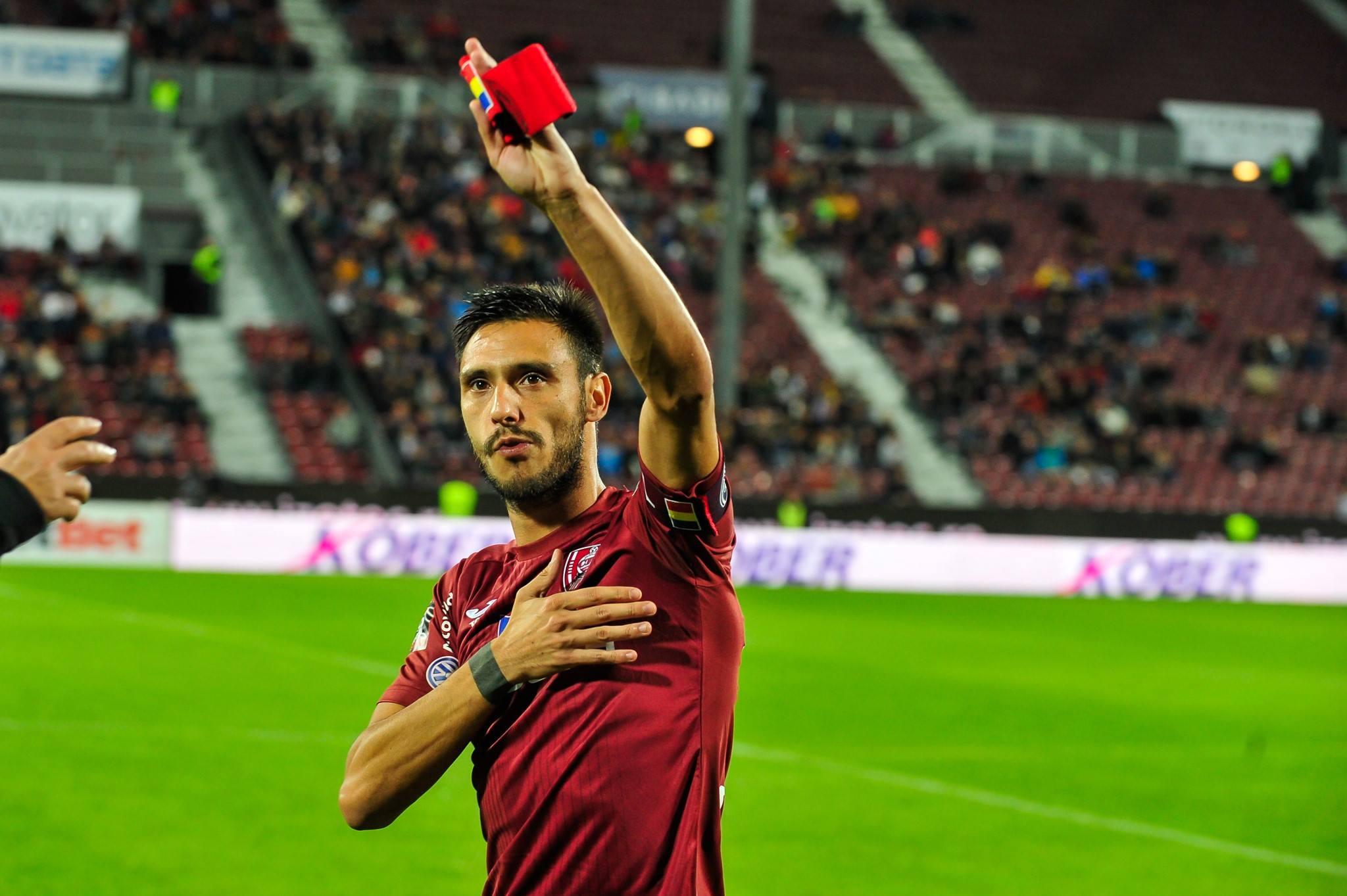 Mirel Rădoi regretă faptul că nu se va putea baza pe Camora în meciurile din Liga Națiunilor!