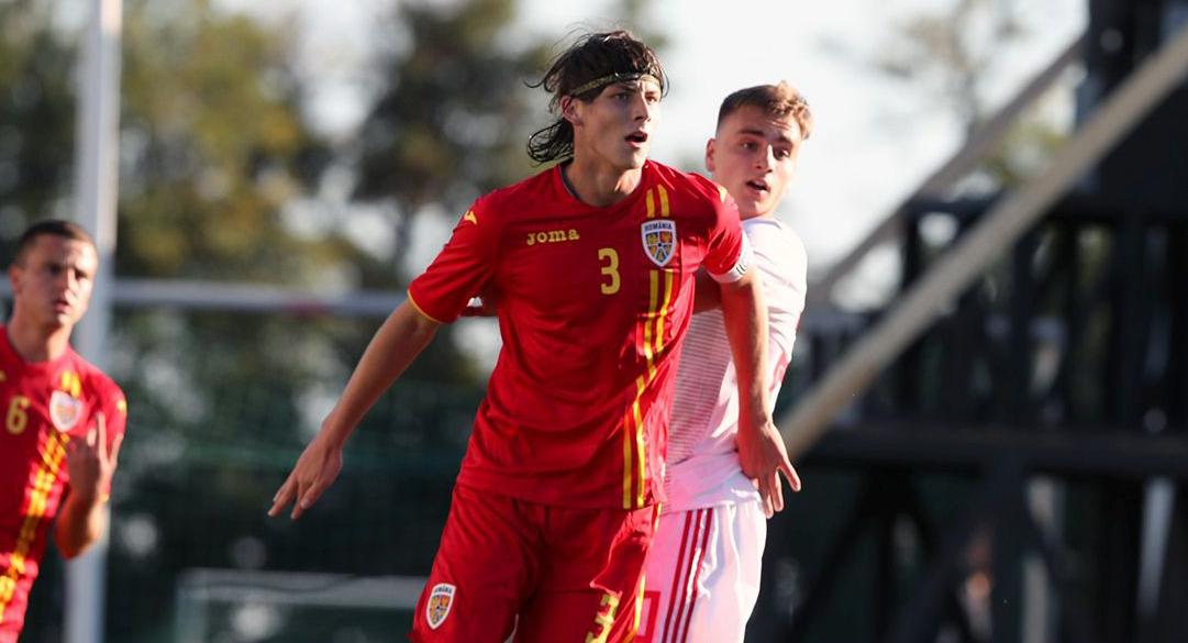 Un  jucător de la Juventus chemat de urgență la Naționala U21 a României!