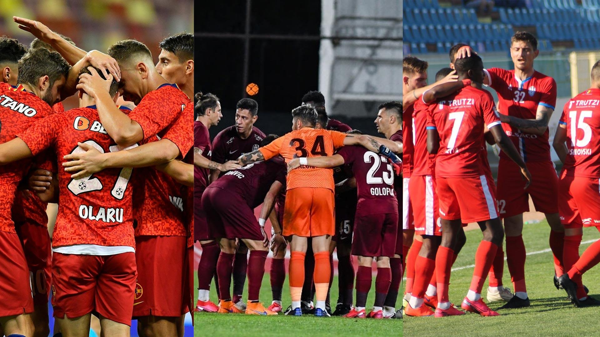 Echipele romanești își cunosc adversarele din turul 3 preliminar al UEFA Europa League!