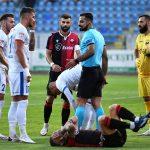 Valeriu Iftime a găsit vinovații pentru eșecul suferit de FC Botoșani cu Shkendija!